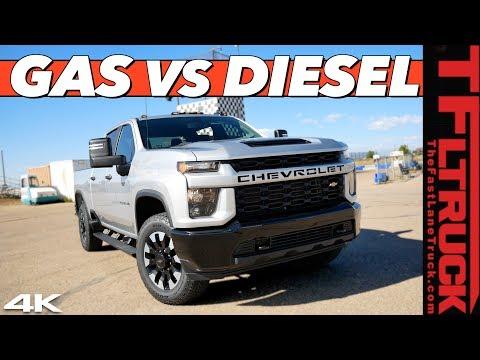 External Review Video 0v4u8kvHWBs for Chevrolet Silverado 2500HD & 3500 HD Heavy Duty Pickups (4th Gen)