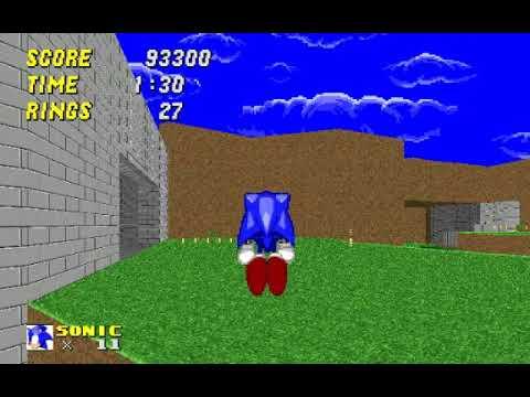 Sonic Robo Blast 2 SUGOI - Area 1 - Jello Factory Zone