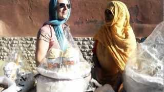 preview picture of video 'Morocco's Best Secret Souks Sightseeing Tours -- Women Only Tours-  @caravanofcamels.com'