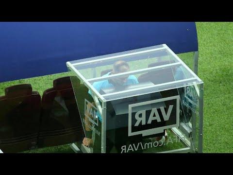 El VAR llega a la Champions League