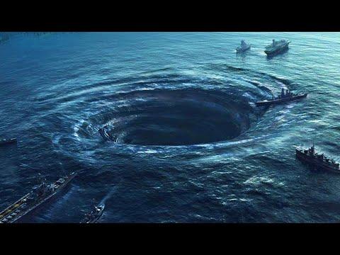מערבולות בים: מה מסתתר מתחת למערבולות?