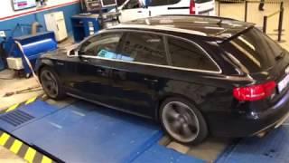 rimappatura centralina Audi S4 da 333 cv