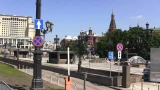 Автобусная экскурсия по центру Москвы, 03.06.2015