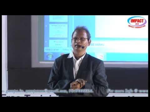 Pursenality Development|Vanga Rajendra Prasad|TELUGU IMPACT Hyd 2013