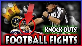 Biggest Fights in Football History (NFL)
