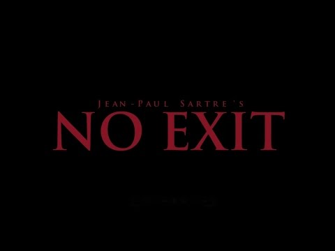 """Jean-Paul Sartre's """"No Exit"""": A BBC Adaptation Starring Harold Pinter (1964) 