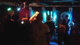 Rauk live at hammer bar Visby 20140228