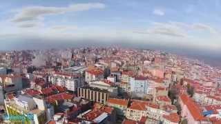preview picture of video 'Tekirdağ Meydan Havadan 360 derece görüntüleme'
