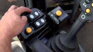 Cat Grade Control for Motor Graders: Basic Operation