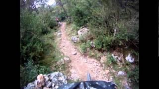 preview picture of video 'Pedals del Pedraforca - 1a etapa - 1a i única trialera'