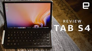 Samsung Galaxy Tab S4 10.5 Review: More Nightmare than Dream