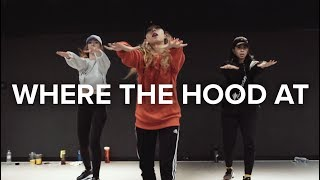 Where The Hood At - DMX / Beginner's Class