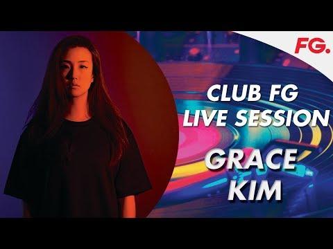 GRACE KIM | LIVE | CLUB FG | DJ MIX | RADIO FG