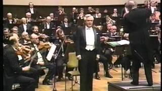 Wagner Concert in Leipzig 1988 DDR 3 - Die Meistersinger von Nürnberg ('Wach Auf' and Finale)
