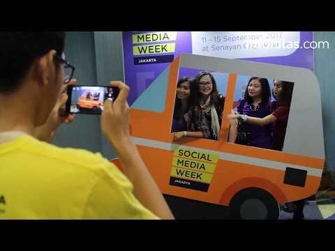 Social Media Week Jakarta 2017
