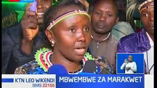 Mbwembwe zashuhudiwa wakati wa tamasha za mila na tamaduni za jamii ya Marakwet