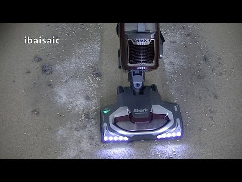 Shark Powered Lift Away Speed Vacuum Cleaner Demonstration & Review