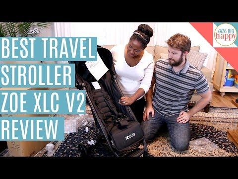 Best Toddler Travel Stroller? Zoe XLC Best V2 Review + Babyzen Yoyo Comparison
