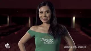 Melba Ann Macasaet Binibining Pilipinas 2019 Introduction Video