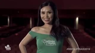 Melba Ann Macasaet Binibining Pilipinas 2019 Introduction Video