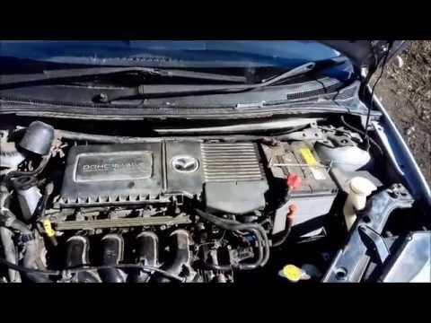Фото к видео: Чистка впускного коллектора, дроссельной заслонки Mazda demio/