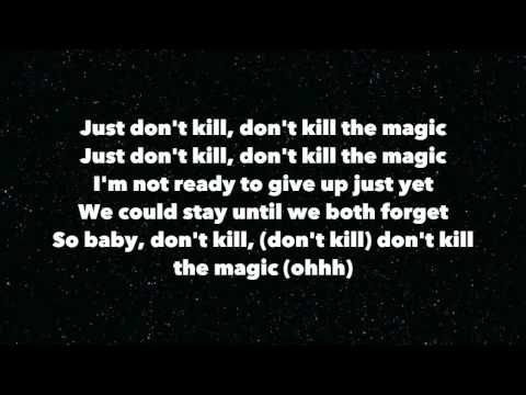 MAGIC! - Don't Kill The Magic (Lyrics)
