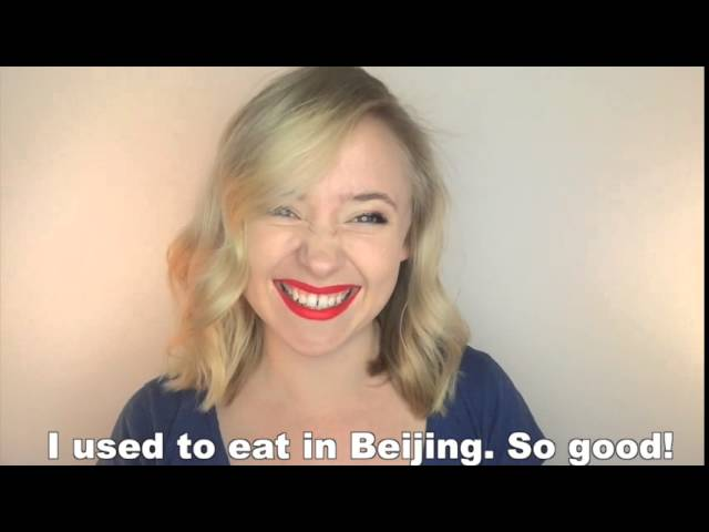 Omg-美语-talk-about-chinese-food