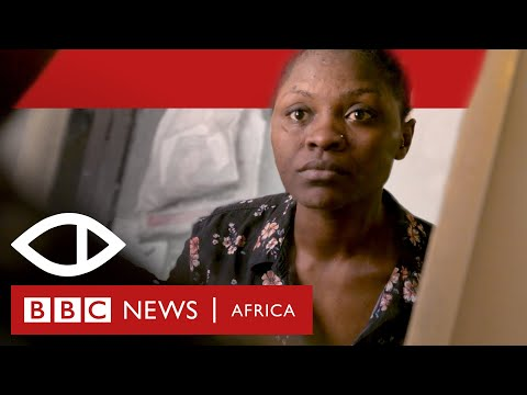 Imported for my body: The African women trafficked to India for sex - BBC Africa Eye documentary