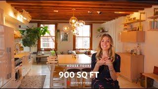Marikas Gathering-Friendly NYC Loft   House Tours   Apartment Therapy