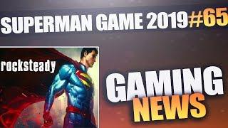 Gaming News#65  PS 1 RELAUNCH + SUPERMAN GAME    HINDI  