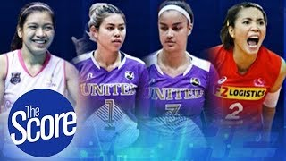 """Women's National Volleyball """"Dream First 6"""" 