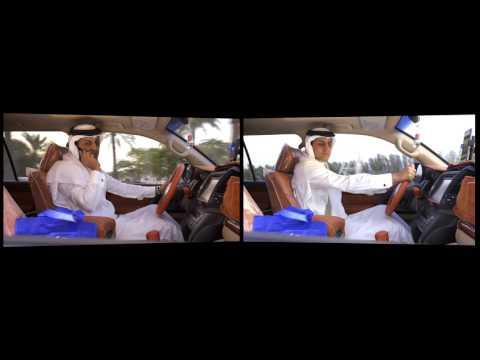 الفيلم الفائز بالمركز الثالث بمسابقة الابداع المروري بمناسبة اسبوع المرور الخليجي  2017/3/14