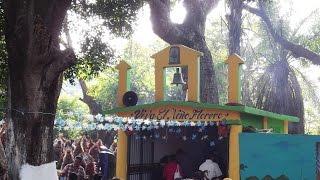 preview picture of video 'La Topada de la flor en Chiapa de Corzo'