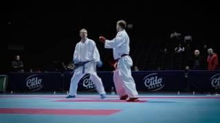 Lithuanian WKF/Shotokan Karate Championship 2017 Official Highlights