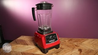 Mid range blender gets the job done eventually
