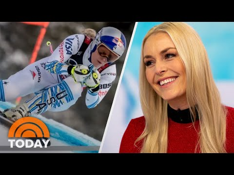 Lindsey Vonn Reflects On Her Incredible Skiing Career Nbc Sports