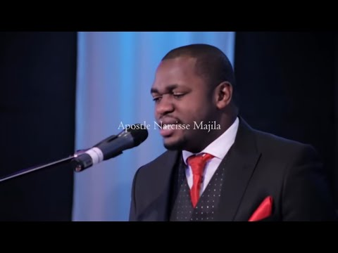 Apostle Narcisse Majila - YOU DESERVE (Official Video) - HOLY SPIRIT MY BEST FRIEND