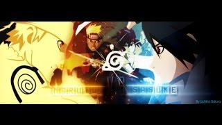 naruto vs sasuke amv full HD