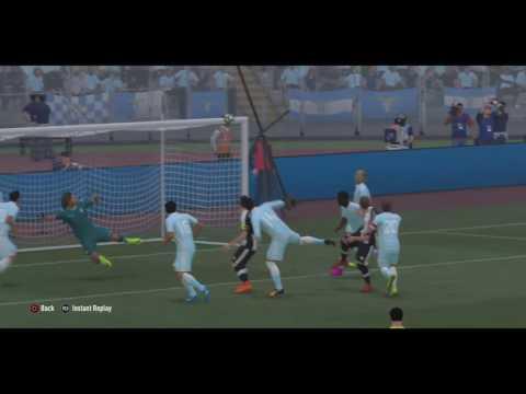 T. Heurtaux Corner Goal