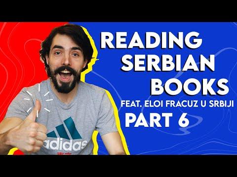 10 Tips to Learn Serbian   Reading ✨ Feat. @Eloi Francuz u Srbiji (Episode 6)