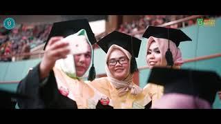 Universitas Nasional – Wisuda Periode I Tahun Akademik 2018/2019