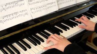Bruno Mars - When I Was Your Man (Piano)