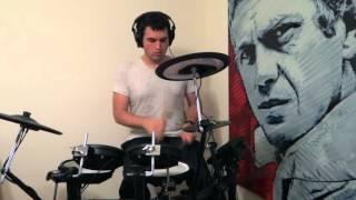 Evening sun - The strokes (Drum cover)