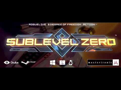 Sublevel Zero Announce Trailer thumbnail