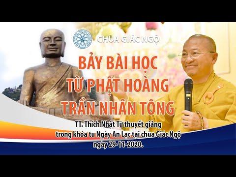 Bảy bài học từ Phật hoàng Trần Nhân Tông