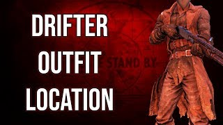 Where to Find the Drifter Outfit | Fallout 76 Guides