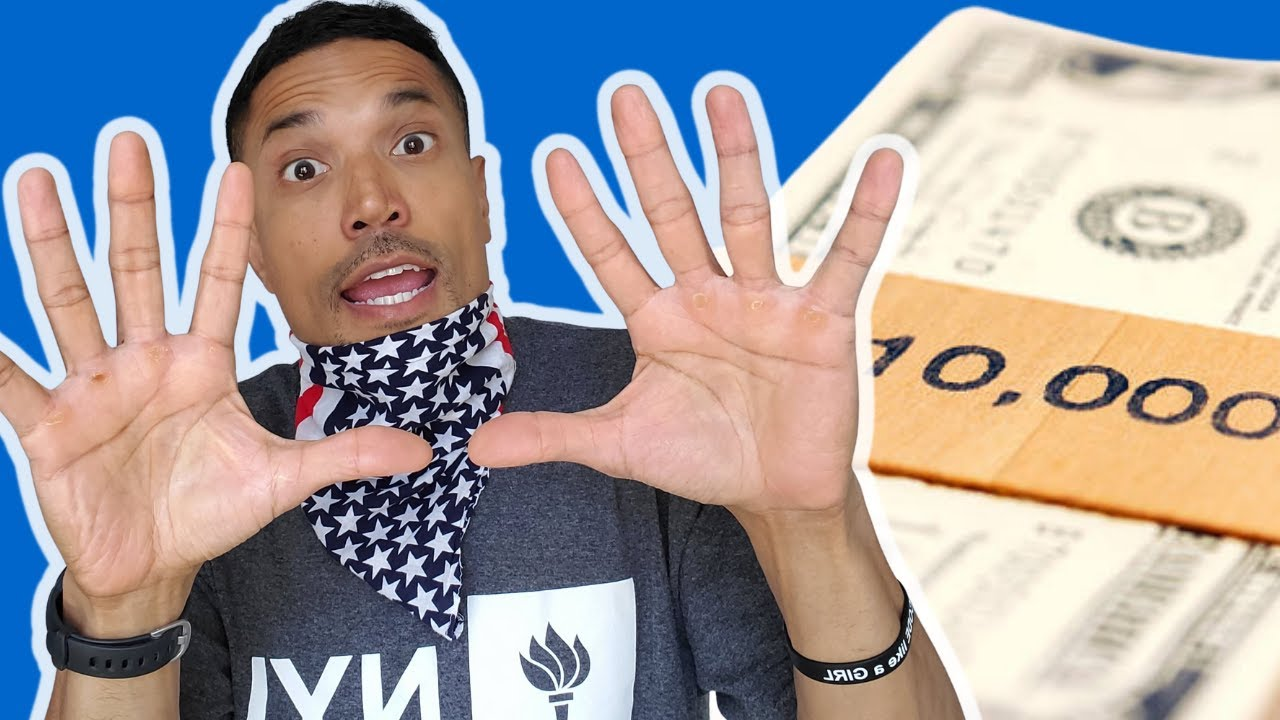 $10,000 Grants for EVERYBODY in 1 Hour! thumbnail