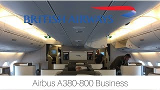 Trip Report | British Airways | London   Los Angeles | Club World | Airbus A380 800