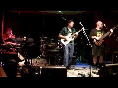 Freakshow, Falling Stickmen at the Corner Pocket Cafe' 10-2-09