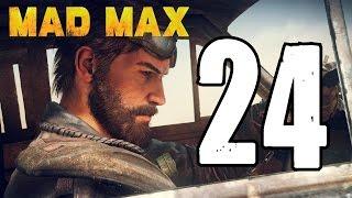 ► Mad Max | #24 | 1/3 | Záchrana Glory! | CZ Lets Play / Gameplay [1080p] [PC]